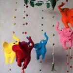 mobile éléphant