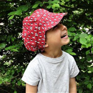 casquette gavroche enfant