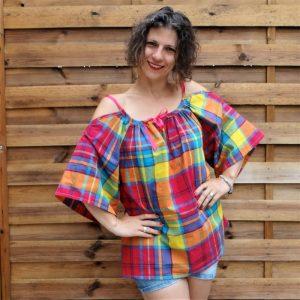 tunique femme couture